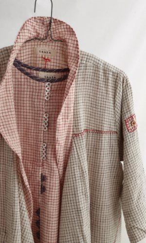 Meadow Overlap Handloom Jacket