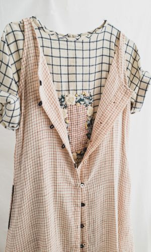 Slip On Sunday Handloom Dress