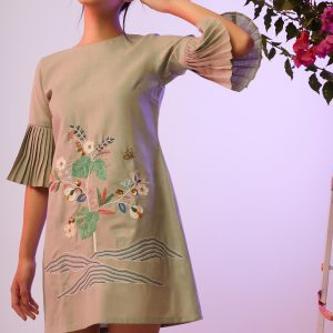 Valley of Flowers Dress