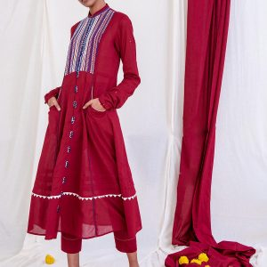 Ulan Long Kurta