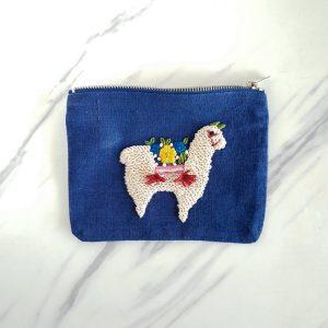 Llama Coin Pouch