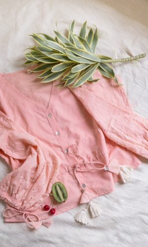 Hayworth Blouse // Pure Botanical Color