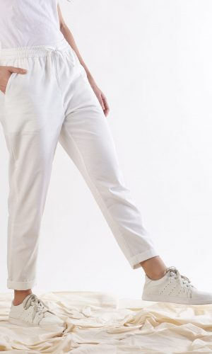 MulMul Summer Straight Pants