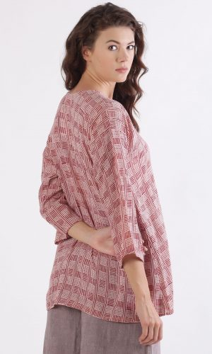Gamar Handloom Dress